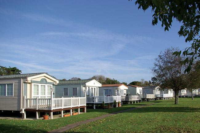 2 Bedroom Park Home In Highcliffe Estate Agents Mudeford Homes