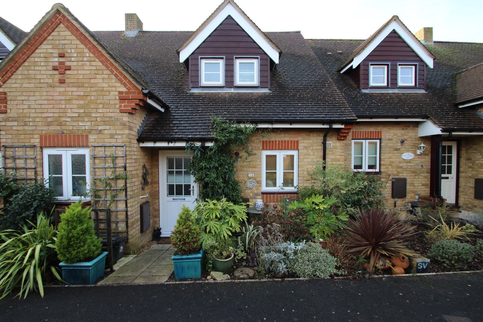 2 Bedroom Retirement Cottage in Mudeford