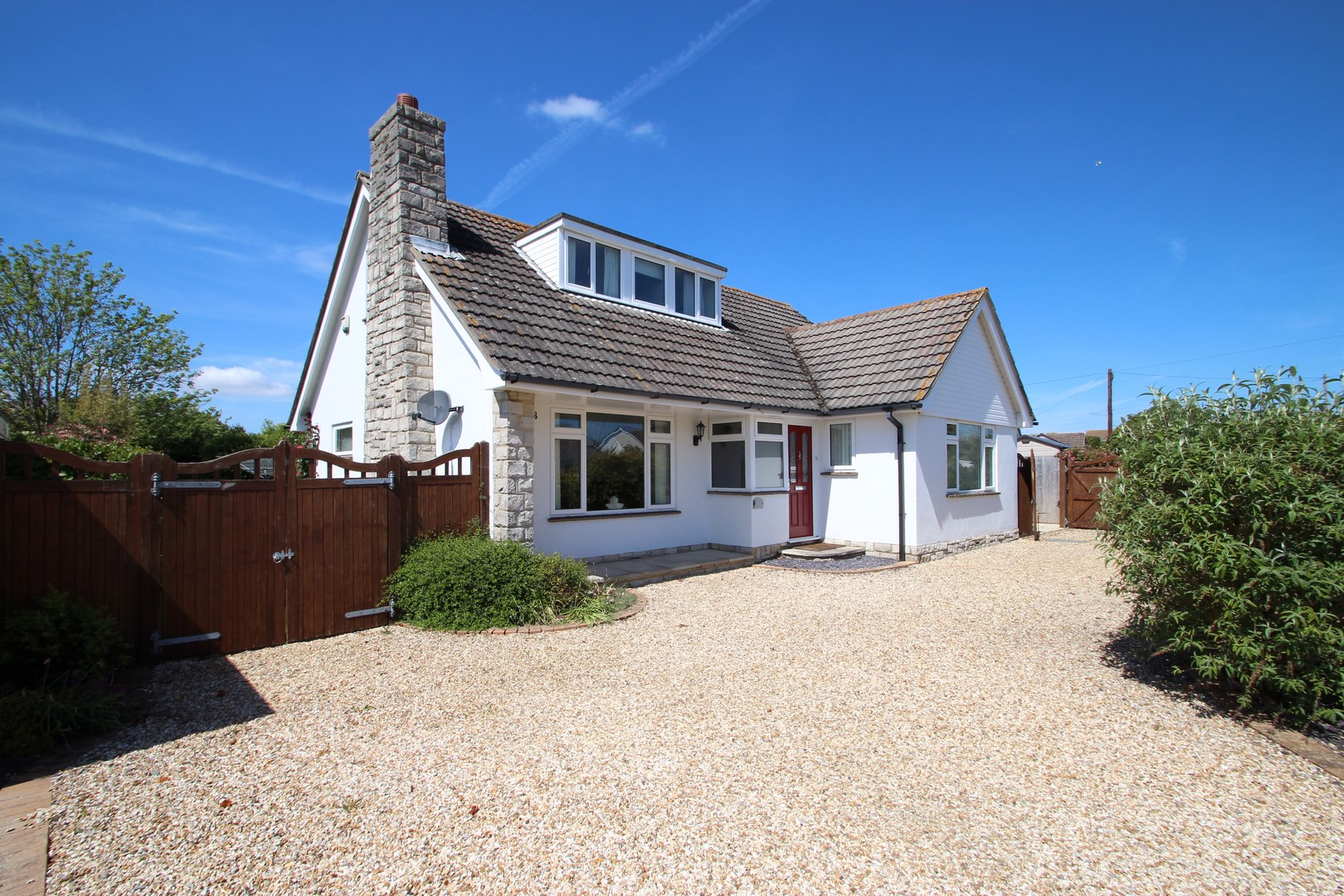 3 Bedroom Chalet in Mudeford