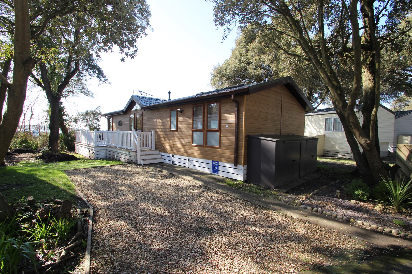 Two Bedroom Lodge in Mudeford