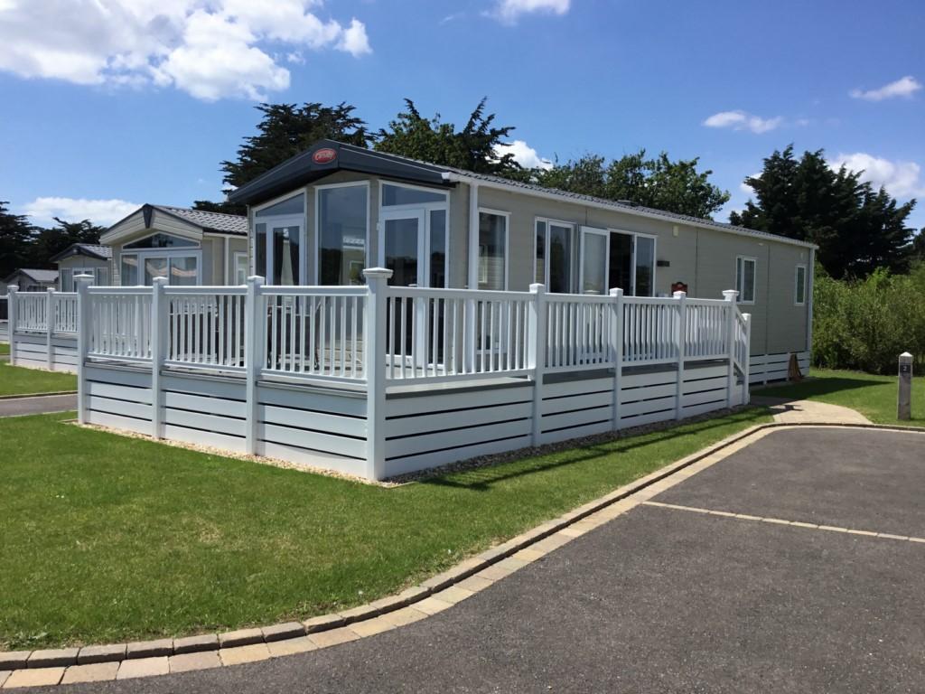 2 Bedroom Lodge in Highcliffe